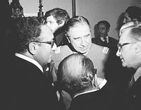 Kissinger & Pinochet